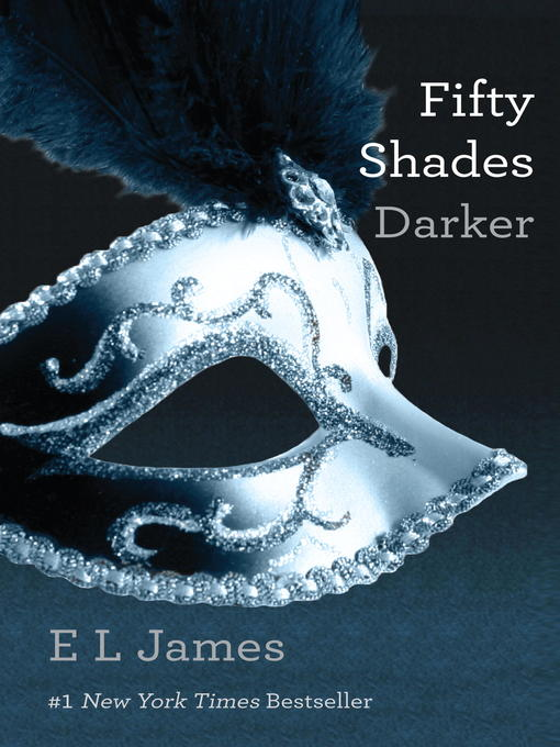 Cover of Fifty Shades Darker