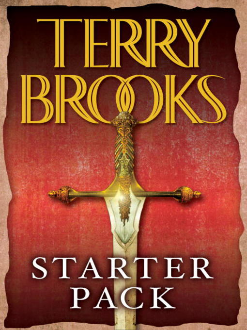 Title details for Terry Brooks Starter Pack (4-Book Bundle) by Terry Brooks - Available
