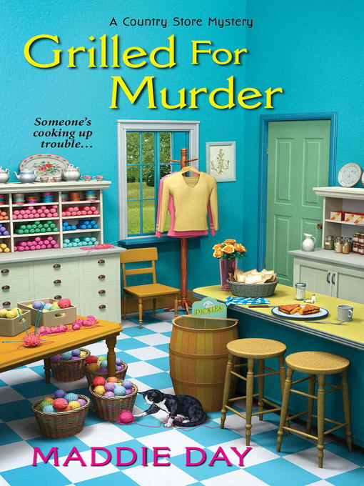 Title details for Grilled for Murder by Maddie Day - Wait list