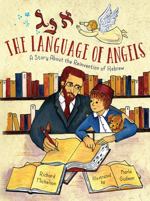 Cover of The Language of Angels