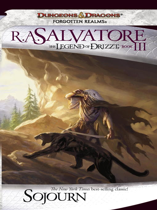 Title details for Sojourn by R.A. Salvatore - Available
