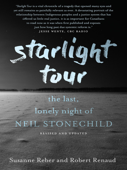 Title details for Starlight Tour by Susanne Reber - Wait list