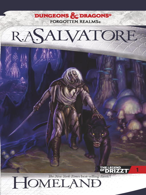 Title details for Homeland by R.A. Salvatore - Wait list