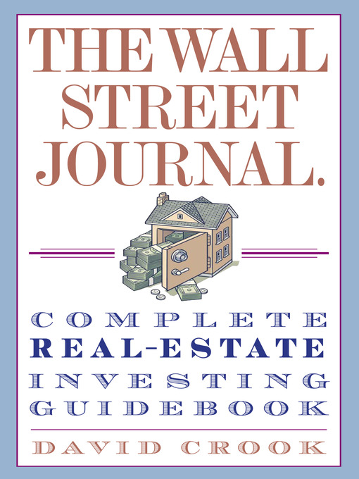 The Wall Street journal complete real-estate investing guidebook