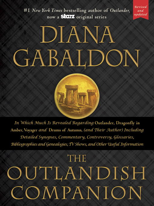 Title details for The Outlandish Companion, Volume 1 by Diana Gabaldon - Available