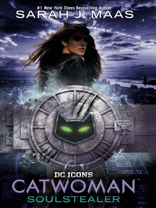 Title details for Catwoman by Sarah J. Maas - Available