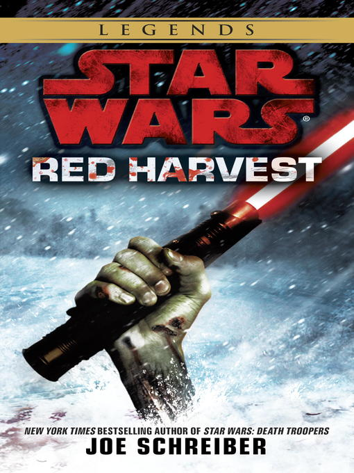 Title details for Red Harvest by Joe Schreiber - Available