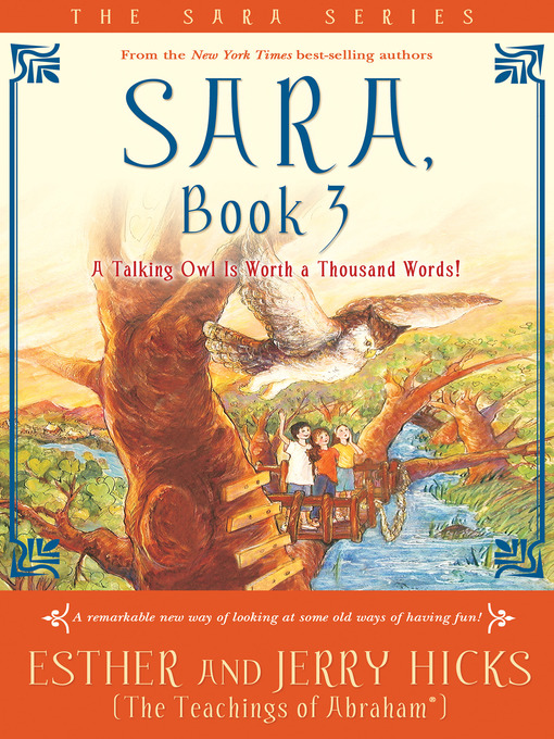 Title details for Sara, Book 3 by Esther Hicks - Available