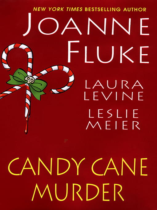 Title details for Candy Cane Murder by Joanne Fluke - Wait list