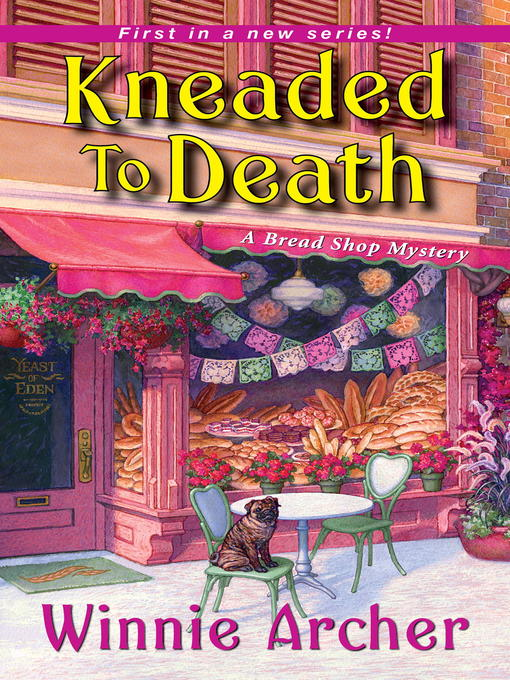 Cover of Kneaded to Death