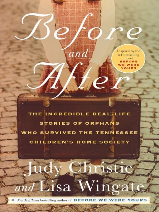 Title details for Before and After by Judy Christie - Wait list