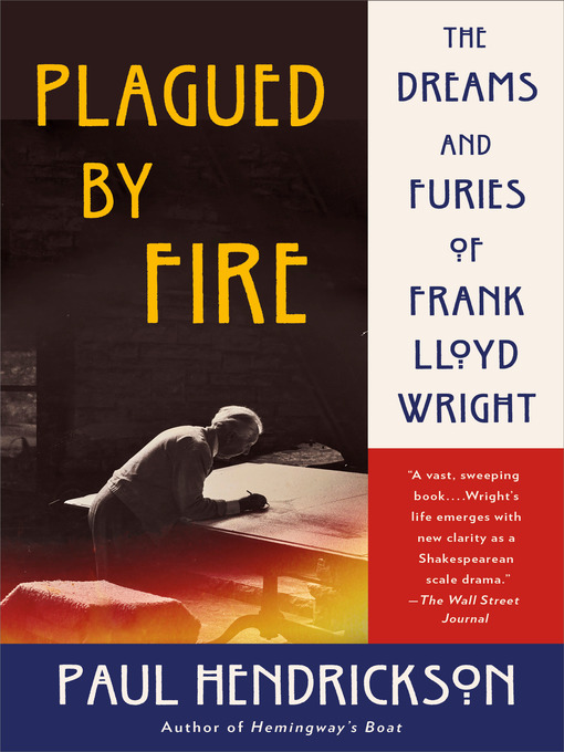 Title details for Plagued by Fire by Paul Hendrickson - Wait list