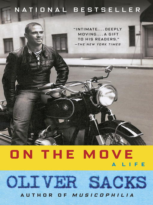 Title details for On the Move by Oliver Sacks - Available