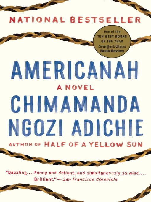 Title details for Americanah by Chimamanda Ngozi Adichie - Available