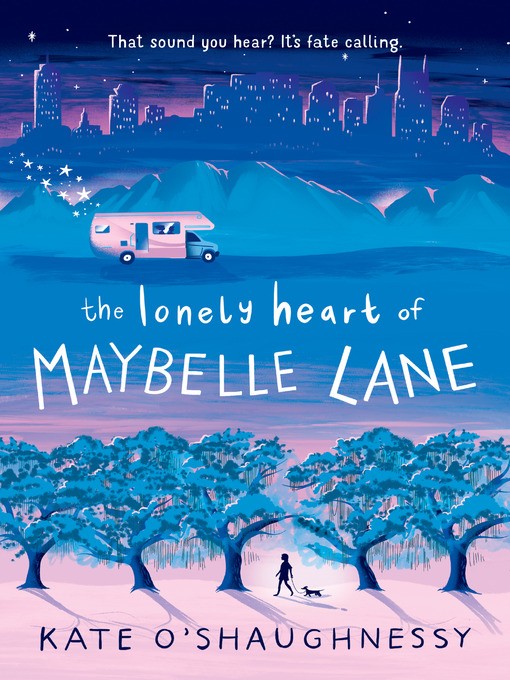 The Lonely Heart of Maybelle Lane