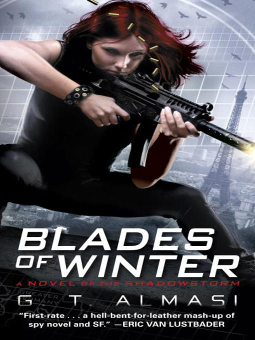 Title details for Blades of Winter by G. T. Almasi - Wait list