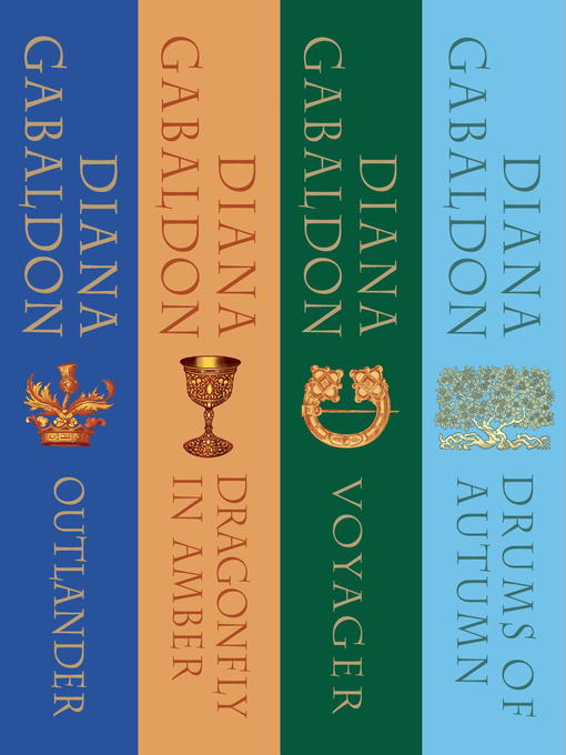 Title details for The Outlander Series 4-Book Bundle by Diana Gabaldon - Wait list