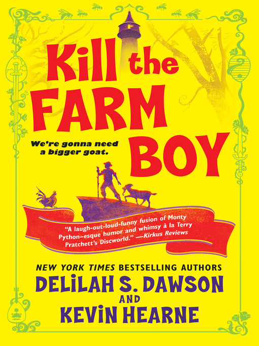 Cover of Kill the Farm Boy