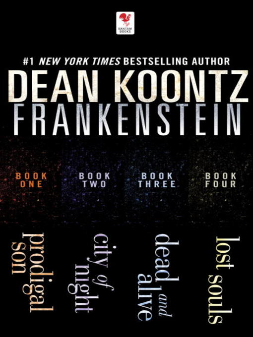 Title details for The Frankenstein Series 4-Book Bundle by Dean Koontz - Available