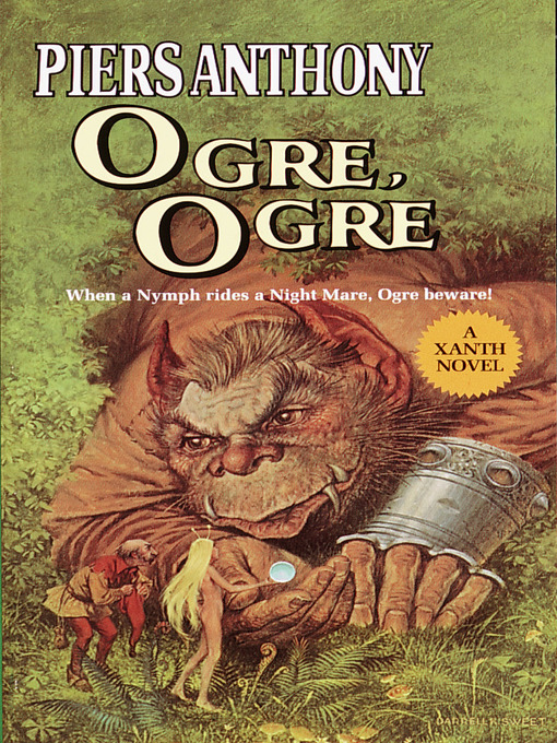 Title details for Ogre, Ogre by Piers Anthony - Wait list