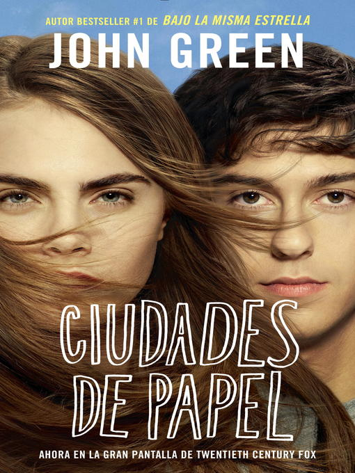 Title details for Ciudades de papel by John Green - Available