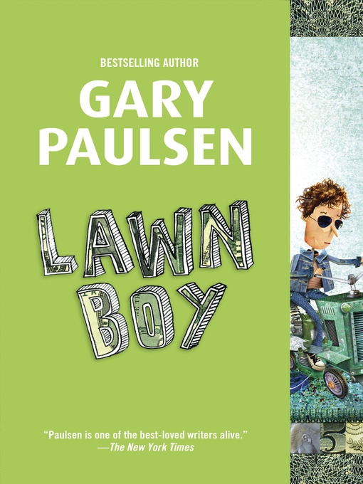 Title details for Lawn Boy by Gary Paulsen - Available