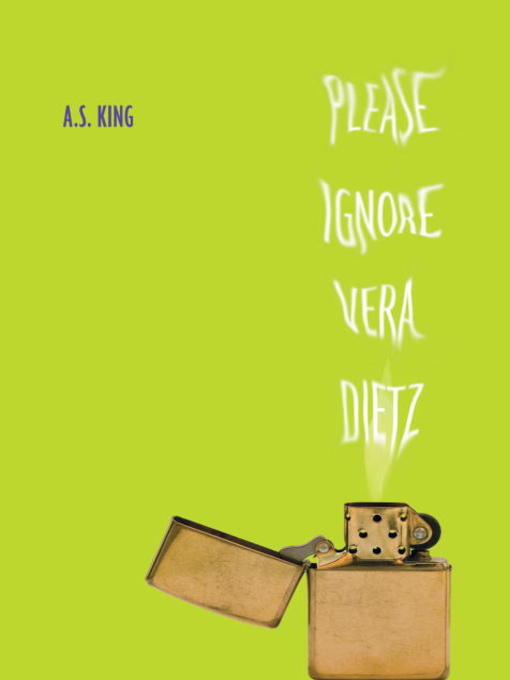 Title details for Please Ignore Vera Dietz by A.S. King - Wait list