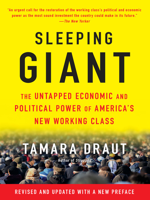 Title details for Sleeping Giant by Tamara Draut - Available