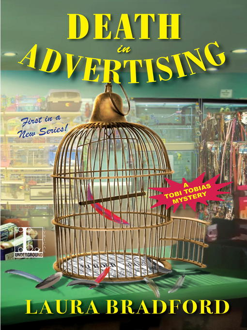 Title details for Death in Advertising by Laura Bradford - Wait list