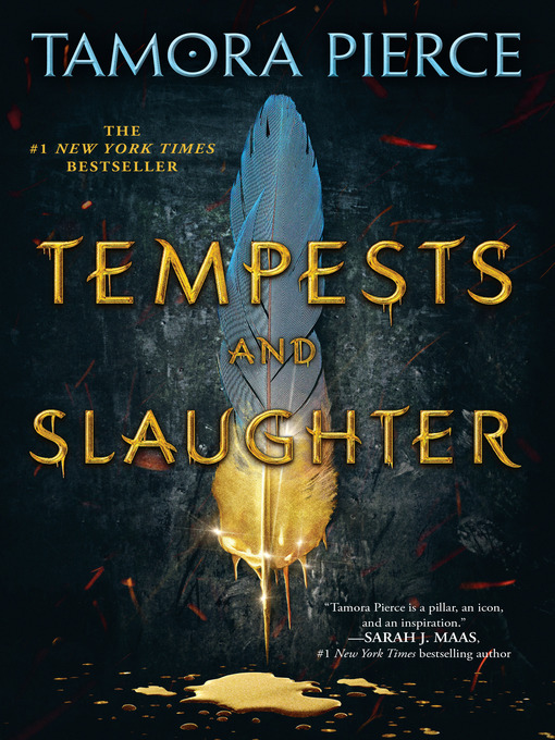 Title details for Tempests and Slaughter by Tamora Pierce - Available