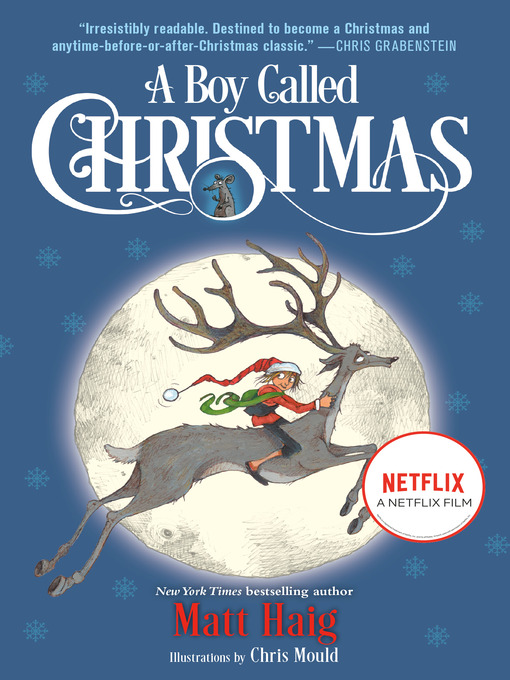 Title details for A Boy Called Christmas by Matt Haig - Wait list