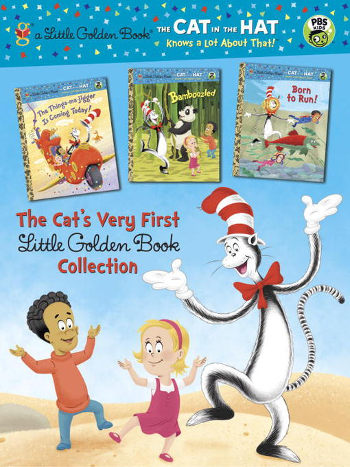 Title details for The Cat's Very First Little Golden Book Collection (Dr. Seuss/Cat in the Hat) by Tish Rabe - Wait list