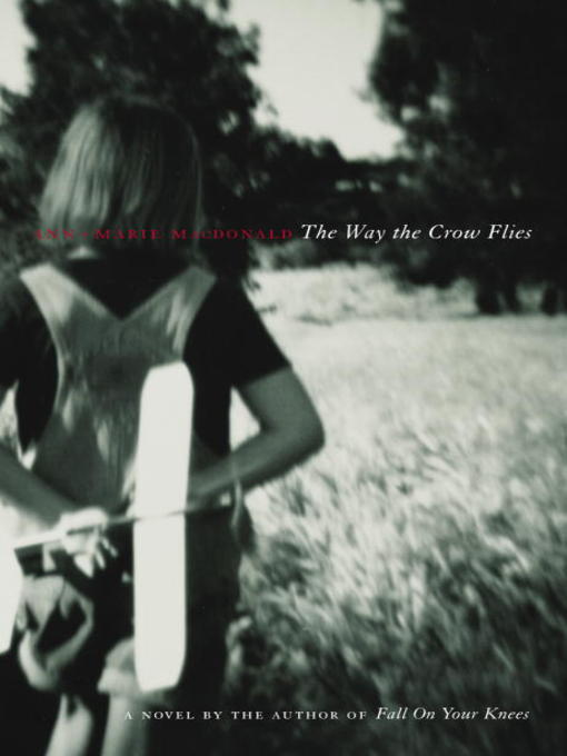 Cover of The Way the Crow Flies