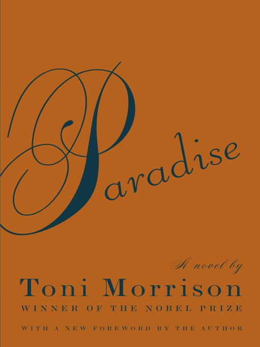 Title details for Paradise by Toni Morrison - Wait list
