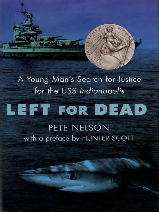 Title details for Left for Dead by Pete Nelson - Available