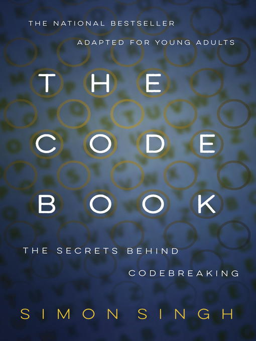 Cover of The Code Book for Young People