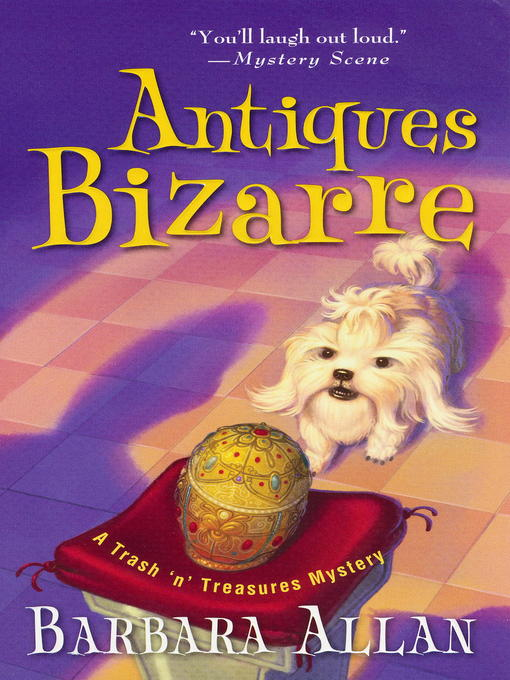 Title details for Antiques Bizarre by Barbara Allan - Available