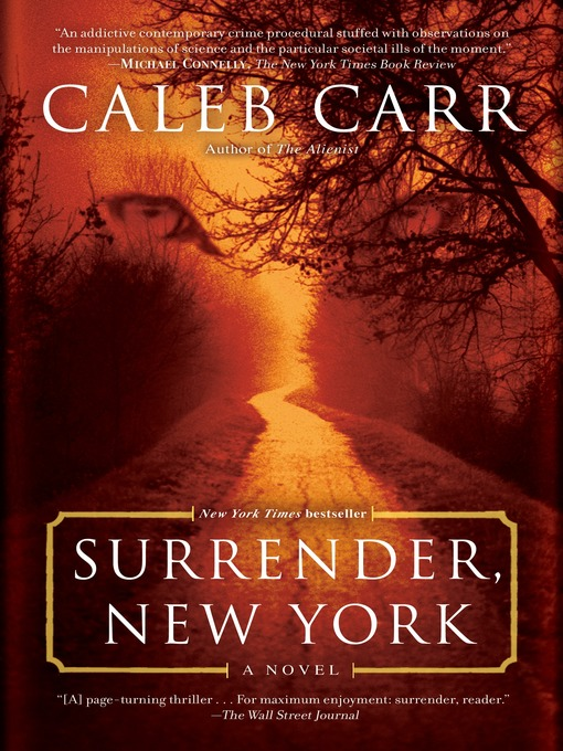 Title details for Surrender, New York by Caleb Carr - Available