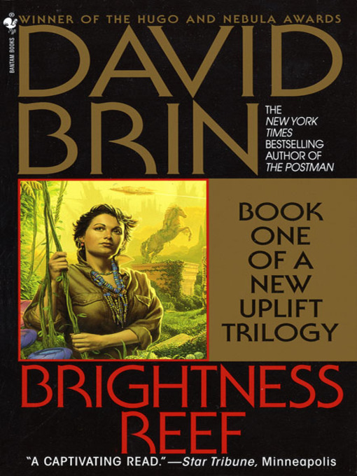 Title details for Brightness Reef by David Brin - Available