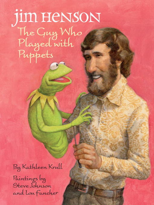 Cover image for Jim Henson