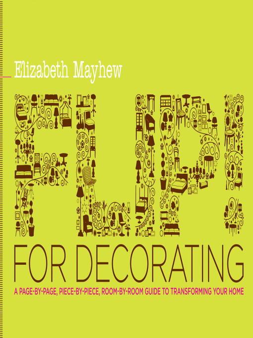 Title details for Flip! for Decorating by Elizabeth Mayhew - Wait list