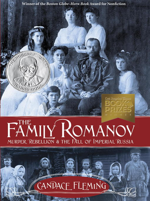 Title details for The Family Romanov by Candace Fleming - Wait list