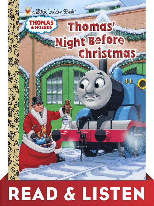 Title details for Thomas' Night Before Christmas by R. Schuyler Hooke - Available