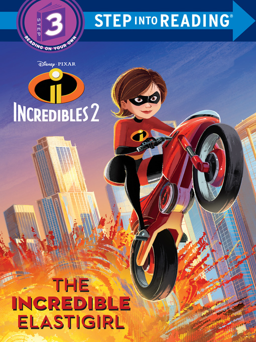 The Incredible Elastigirl (disney/pixar the Incredibles 2)