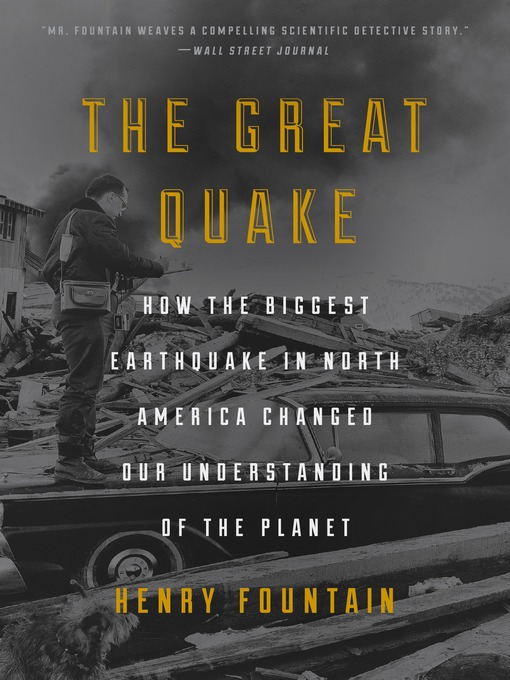 Cover of The Great Quake