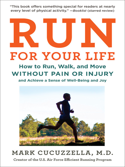 Title details for Run for Your Life by Mark Cucuzzella, MD - Available