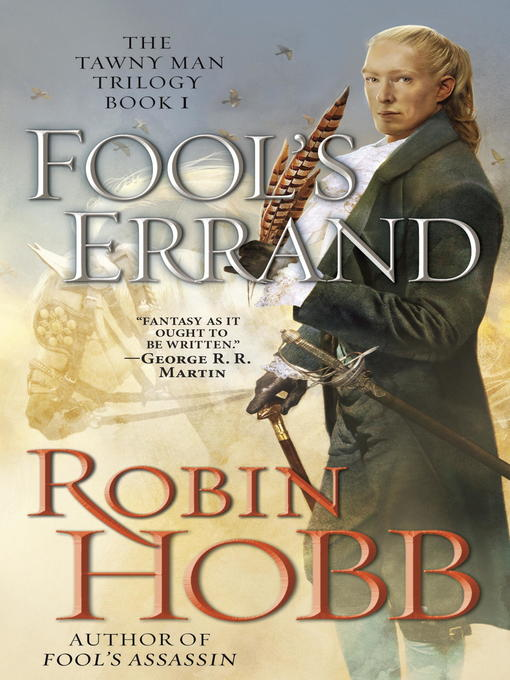 Title details for Fool's Errand by Robin Hobb - Available