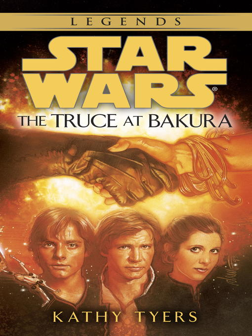 Cover of The Truce at Bakura