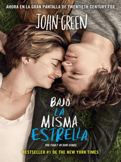Title details for Bajo la misma estrella by John Green - Wait list
