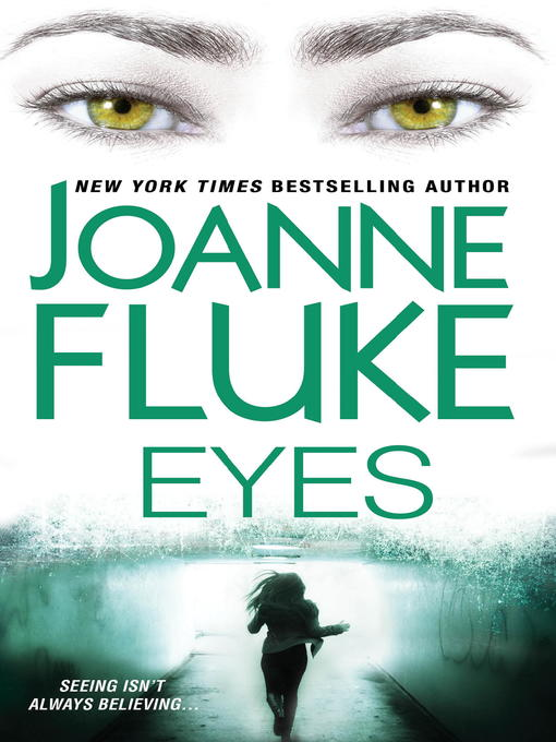 Title details for Eyes by Joanne Fluke - Available